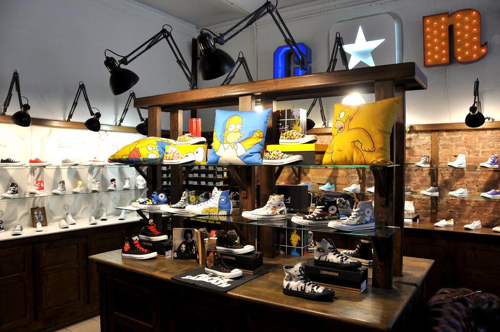 магазин обуви — Fab Store — Санкт-Петербург, фото №1