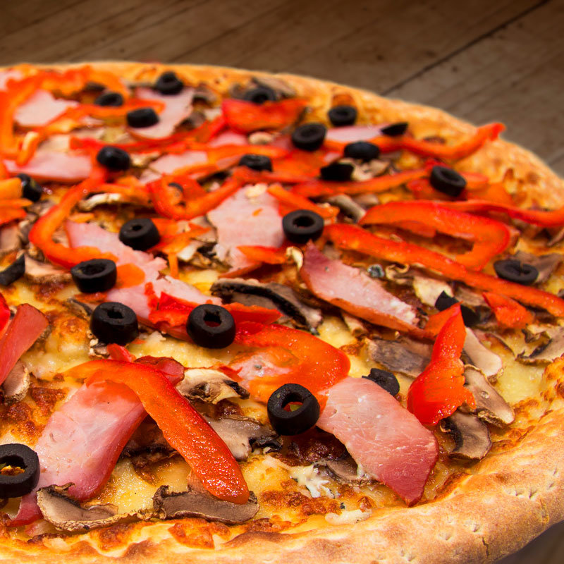 пиццерия — Presto Pizza — Полоцк, фото №3