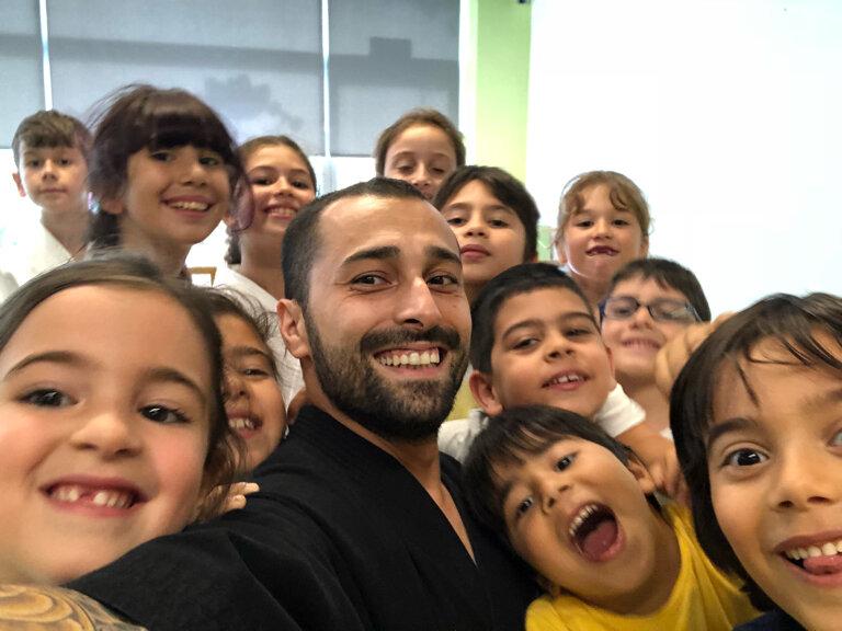 children's developmental center — Aikido Bozdoğan Göktürk Just Kidding Dojo — Eyupsultan, photo 1