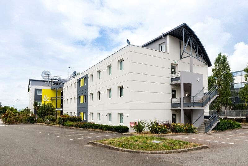 B&b Hôtel Nantes Aéroport
