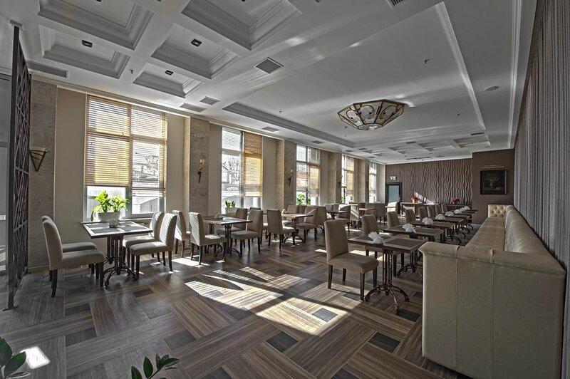 Ramada by Wyndham Rostov on Don Hotel and SPA