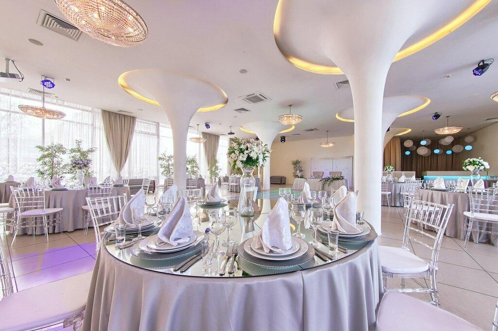 банкетный зал — Банкетный ресторан Небесный — Санкт-Петербург, фото №3