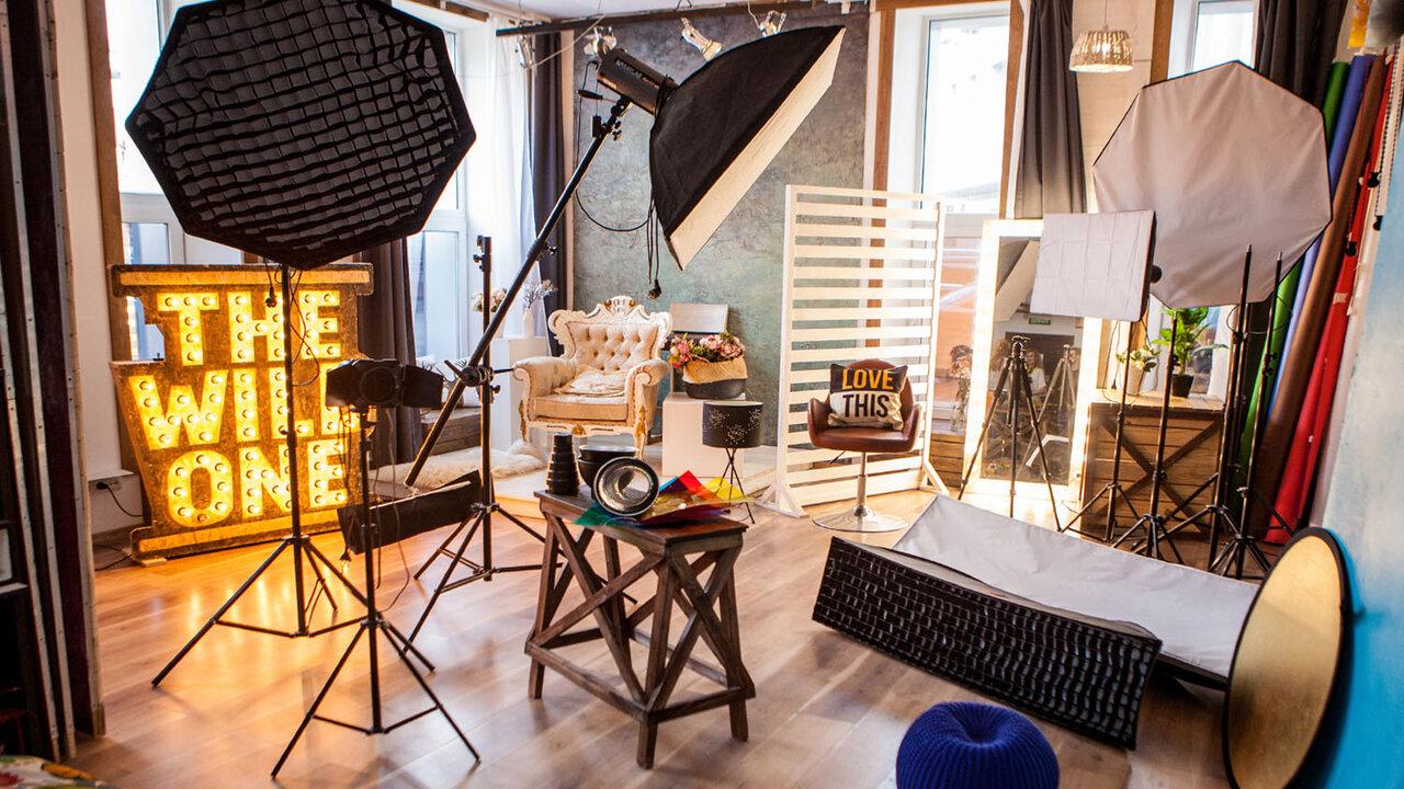 маленькая, снять студию для фотосессии в юзао увеличением плотности