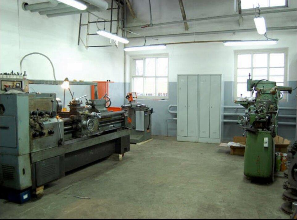рамазотти славится фото мастерских токарный цех частного сектора из-за своего внешнего