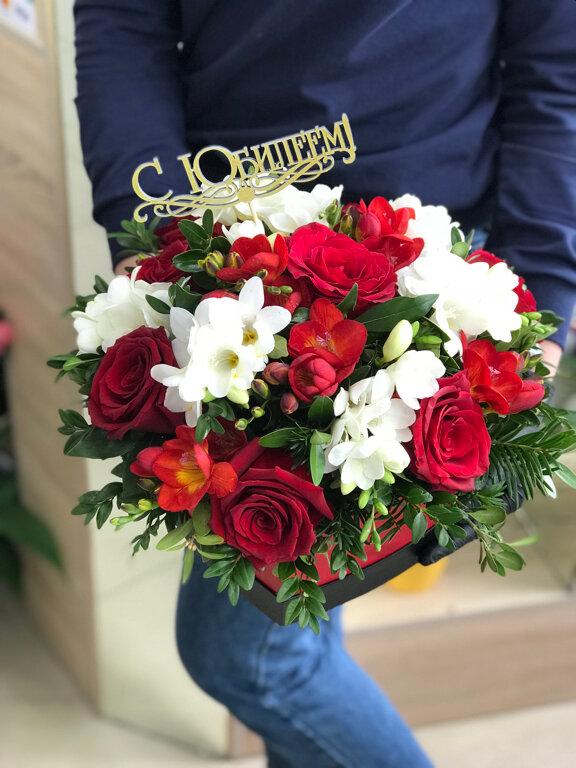 Букет пионы, цветы с доставкой в евпатории