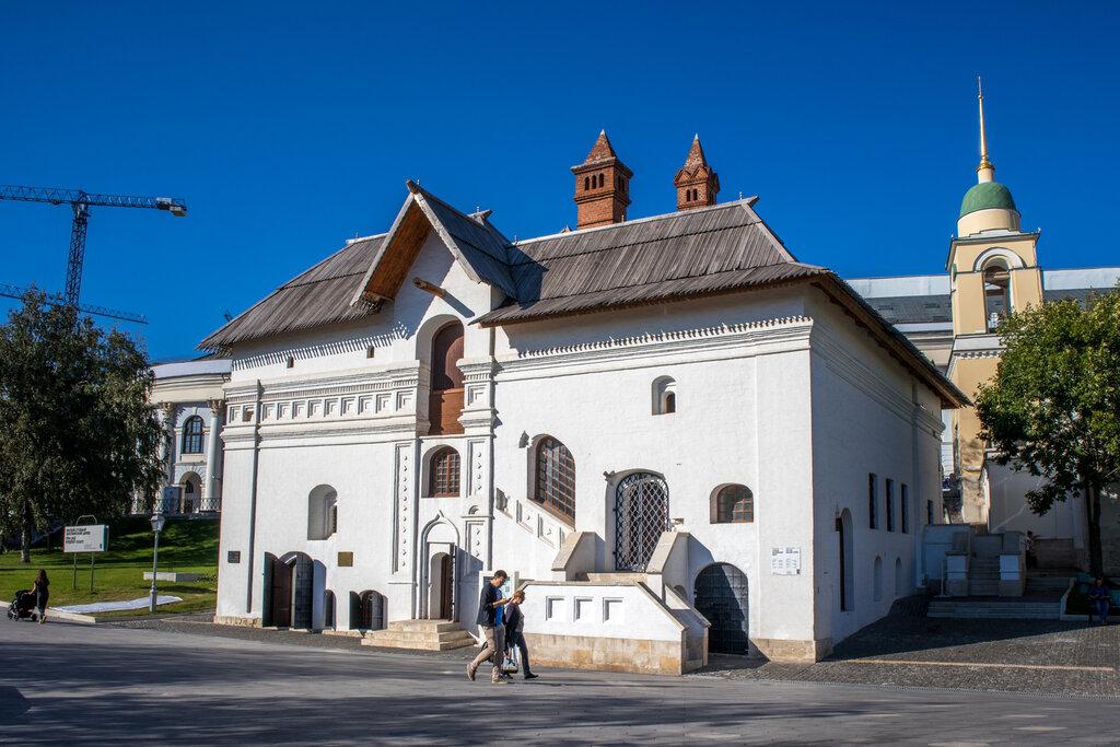 музей — Музей Старый Английский двор — Москва, фото №1