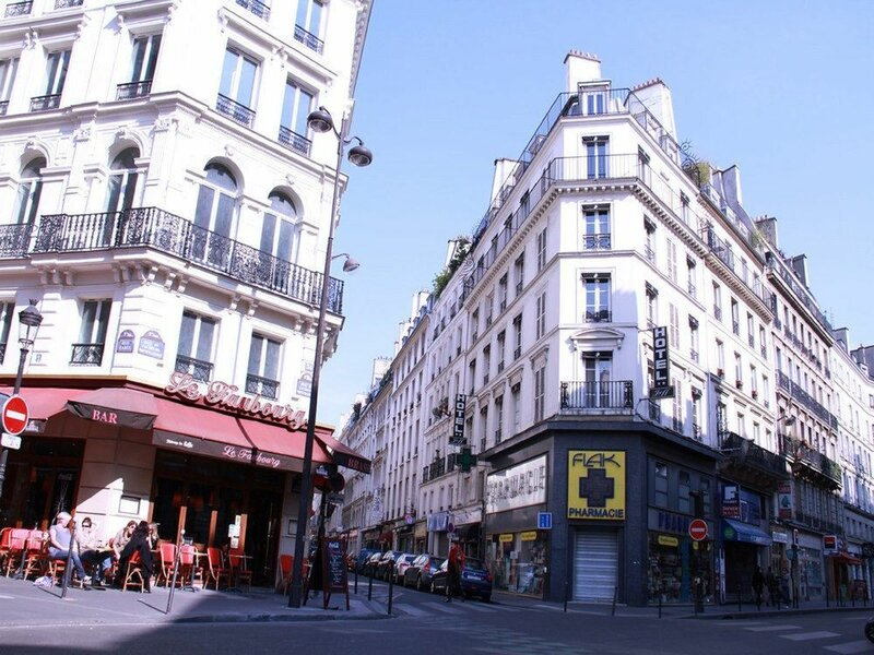 Jeff Hotel Paris