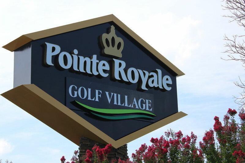 Pointe Royale Condo Vacation and Golf Resort