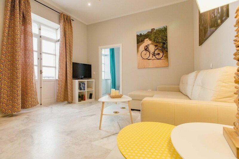 Apartamento Casa Alegría de Cádiz