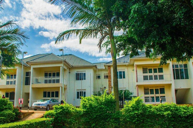 Hotel Alvers Mukono