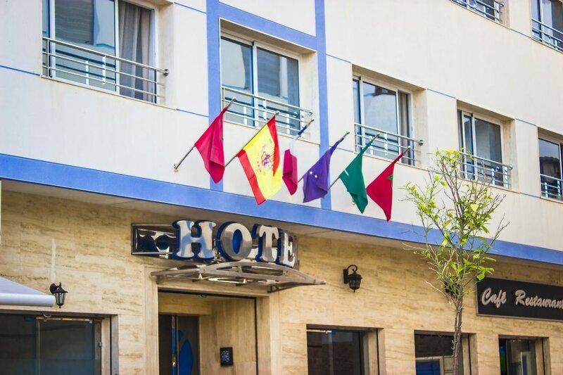 Hôtel Suite Martil