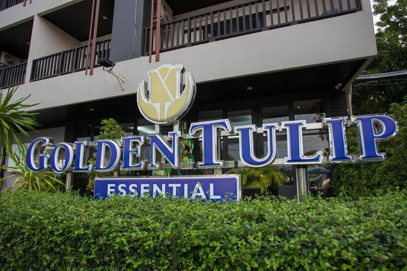 Golden Tulip Essential Pattaya