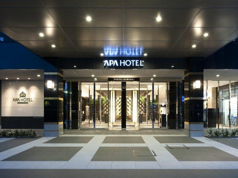 АРА отель Токио-Сиоми-Экимае
