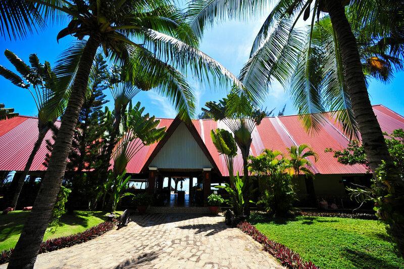 Four Oceans Resort Muine