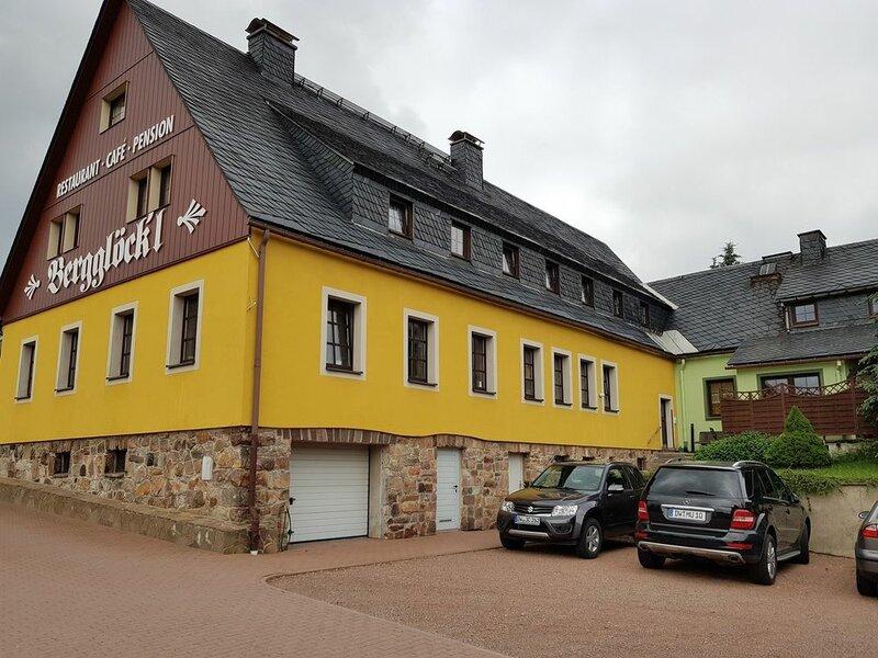 Restaurant & Pension Bergglock'l