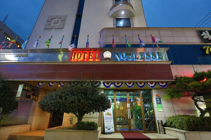 Suncheon Noblesse Hotel