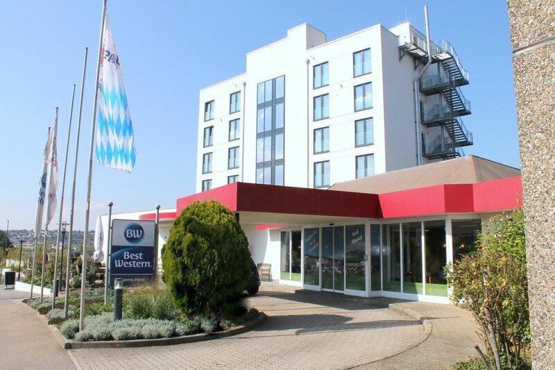 Best Western Queens Hotel Pforzheim-Niefern
