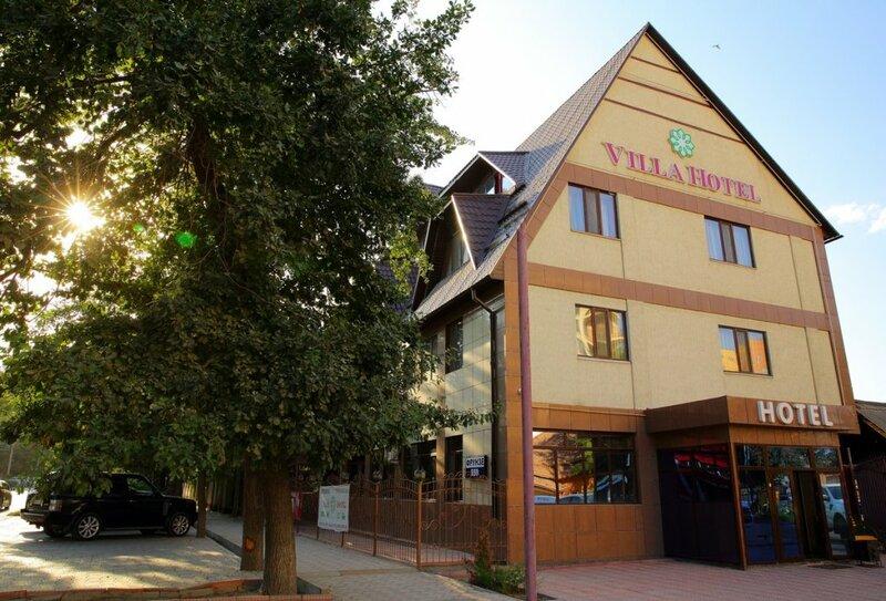 Отель Villa Bishkek