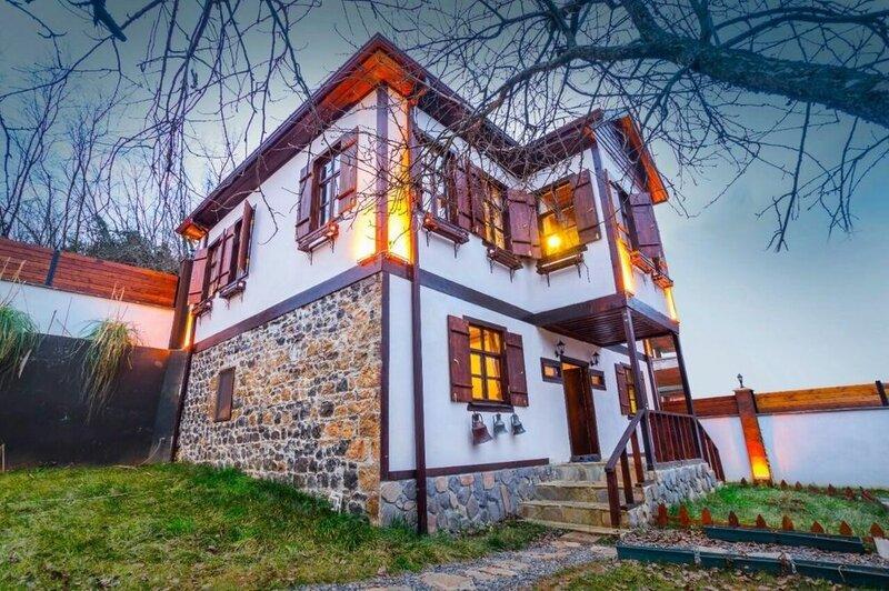 Şamlıoğlu Historical Mansion