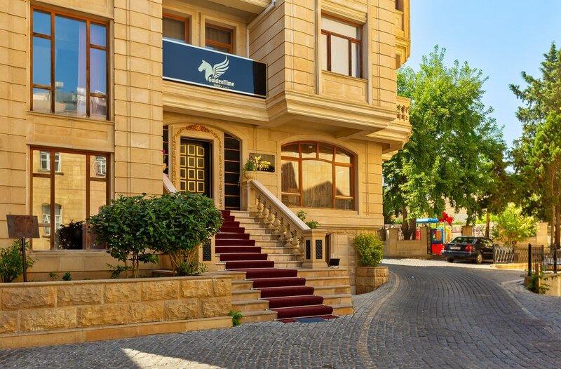 Отель Golden Time