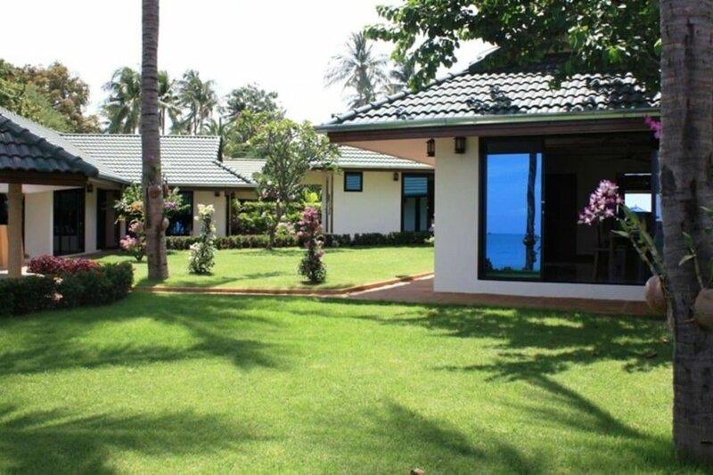 5br Beachfront GrandDeluxe Idyllic Villa