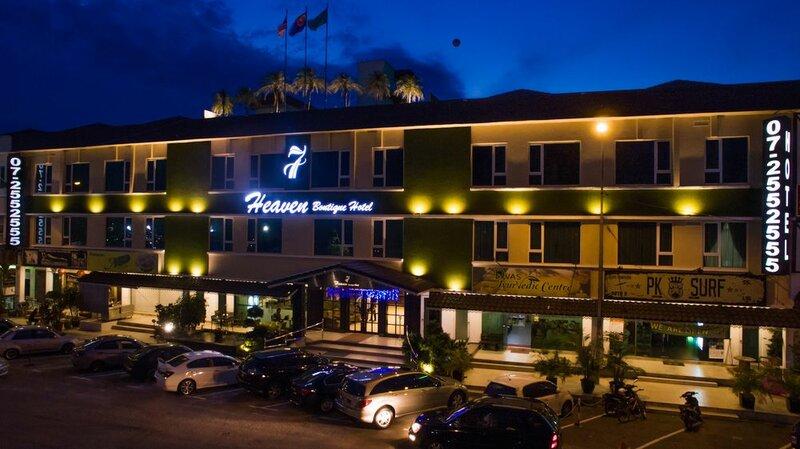 7 Heaven Boutique Hotel