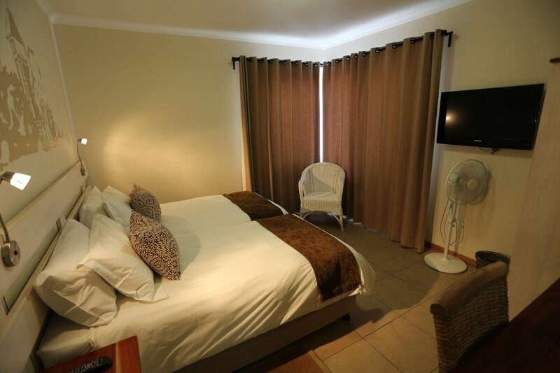 Stay at Swakop Guesthouse