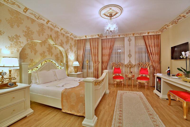 Отель White House Istanbul