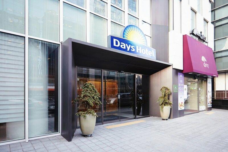 Days Hotel by Wyndham Seoul Myeongdong