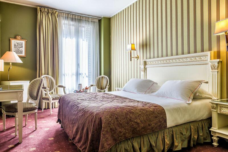 Отель Le Regence