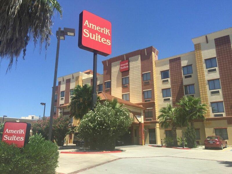Amerik Suites Behind Mall Del Norte
