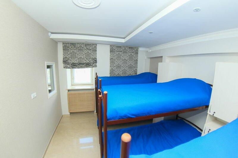 Капсульный отель & хостел Купе