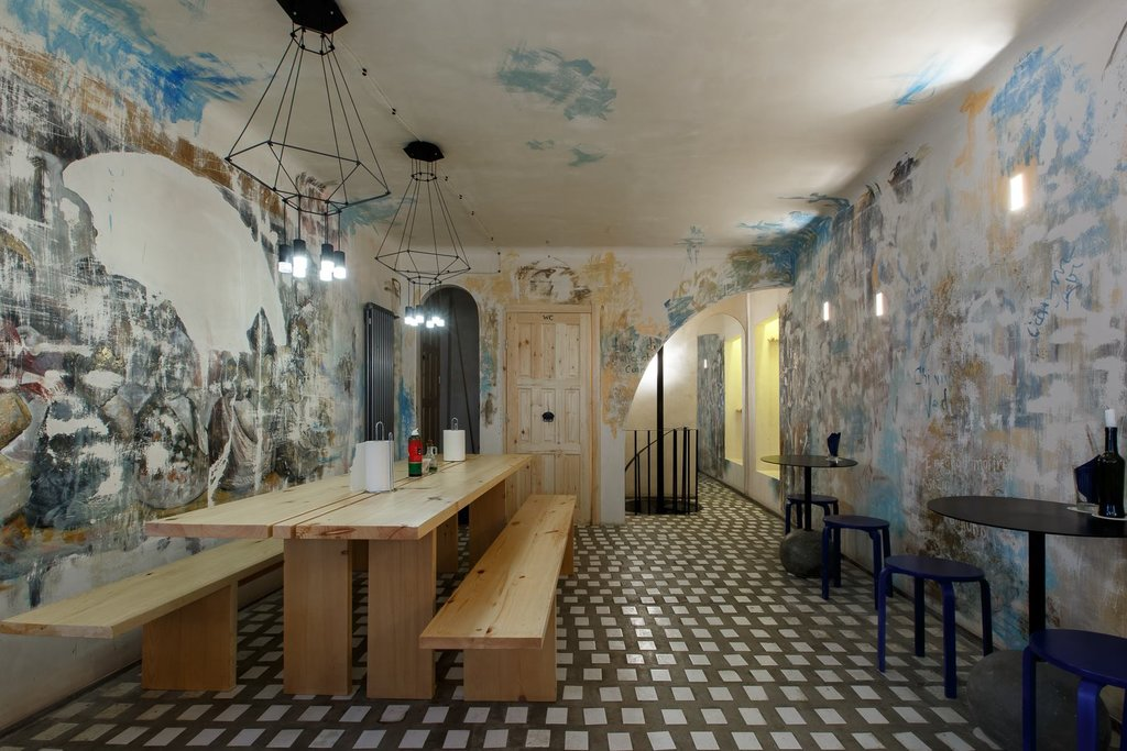 pizzeria — Camorra — Saint Petersburg, фото №7