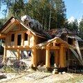 КР-Мастер, Строительство бань, саун и бассейнов в Полянах
