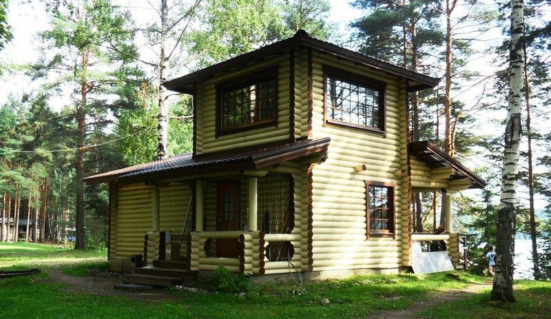 Лесной отель Янисъярви