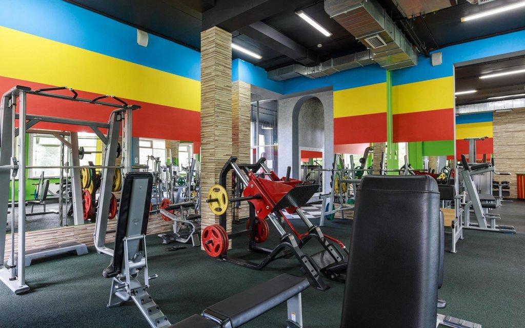 Фитнес клуб в москве в чертаново велосипедные клуб москва