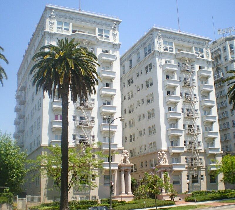 Homestay in Echo Park near Bryson Apartment Hotel
