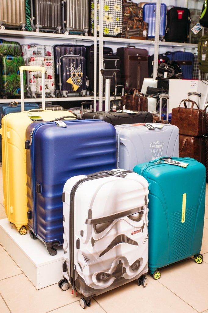 ff794144494a магазин сумок и чемоданов — Ваша Поклажа чемоданы и сумки — Самара, фото №2