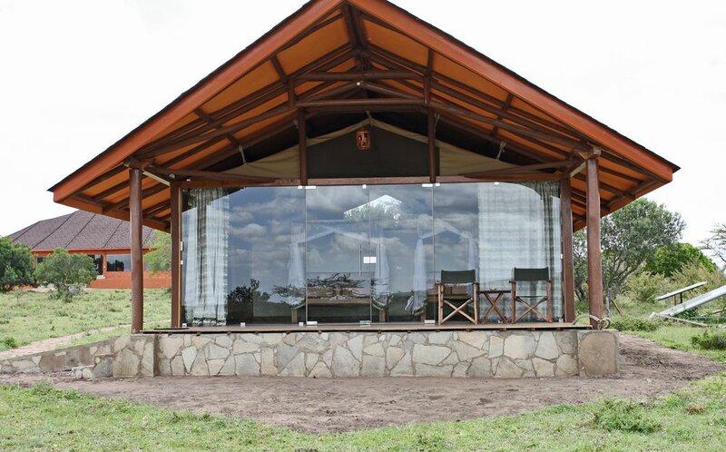 Simba & Oryx Nature Camp