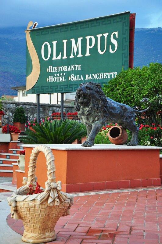 Hotel Ristorante Olimpus