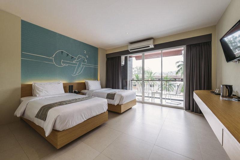 Tiras Patong Beach Hotel