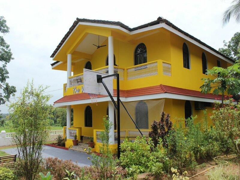 Oyo 9623 Home 5bhk Villa Curtorim South Goa
