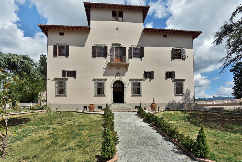 Курортный отель Villa d'Arte Agriresort