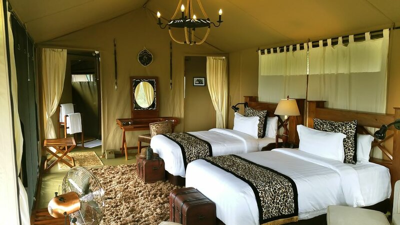 Отель Ole Serai Luxury Camp