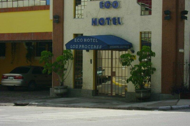 Eco Hotel Los Proceres