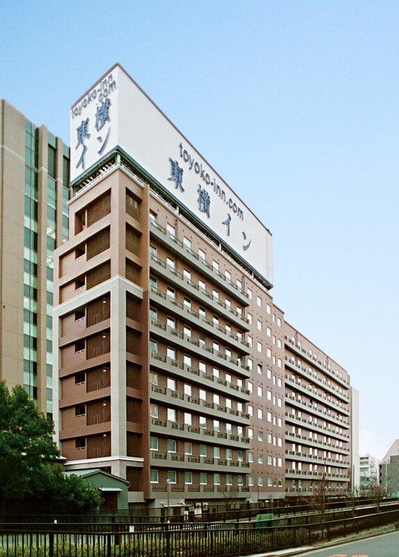 Toyoko Inn Tokyo Monzen-nakacho Eitaibashi