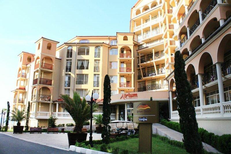Gt Atrium Beach Apartments