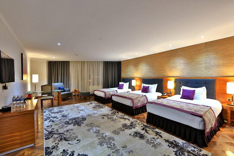 Гостиница Damas International Hotel