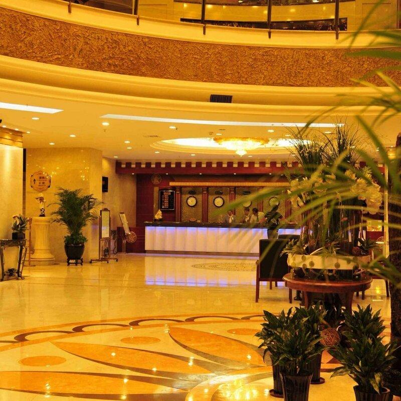 Dushanzi Hotel - Urumqi