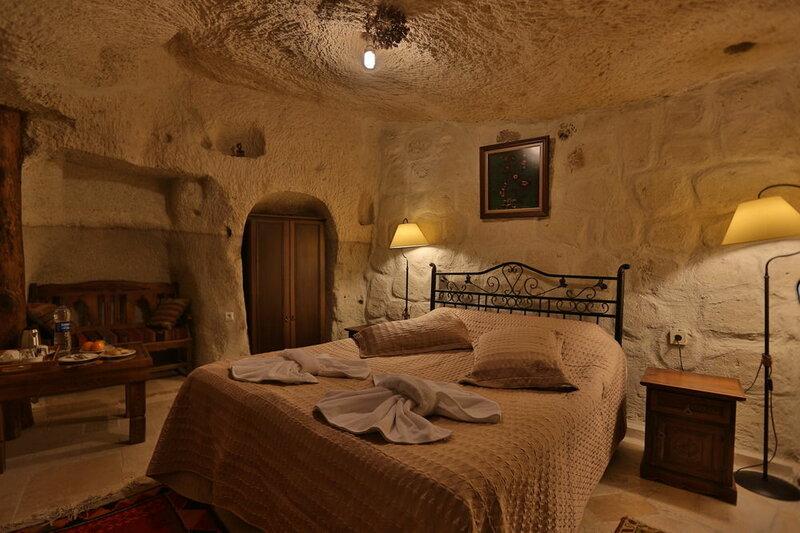 Отель Turquaz Cave